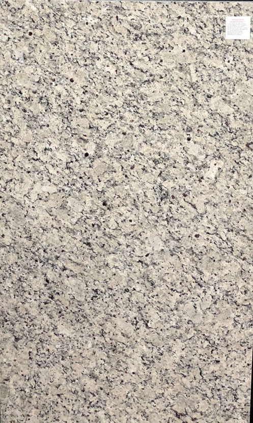 Dallas White Granite Sample